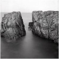 Two rocks by rain1man