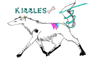 Kibbles by Whispered-Time