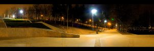 A.I. Cuza Park - Pano 360 no.2 by vxside