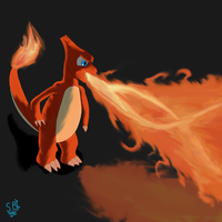 Flamethrower | Charmeleon by Skaterblog
