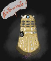 Halloween 15.: Exterminate! .: by TheChaoticShadow