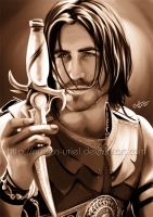 Prince Dastan by Queen-Uriel