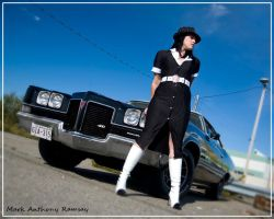 Lady Mobster 1 by Film-Exposed