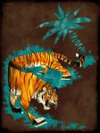 Paper Tiger by FablePaint
