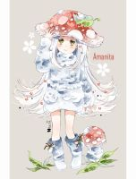 .AMANITA. by Hetiru