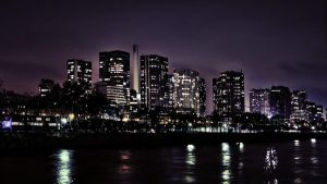Paris by night by Guilllaume