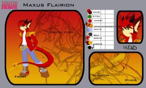 SCRATCHJAMS OC: MAxus Flairion by Rollster007
