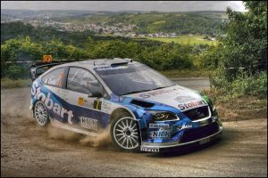 Rally HDR by seb88