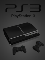 Playstation 3 [XPS] by deexie