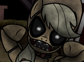 Five Nights at AJ's- Applejack Got You! by Bird-Spirit