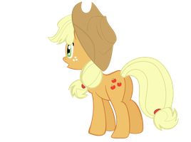Apple Jack Vector by thecoltalition