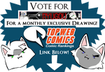 Vote for Ryugou! Monthly Incentives! by Hayakain