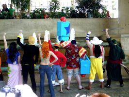 Otakon 2011 - OP Shoot 013 by mugiwaraJM