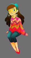 teen mabel by Homemade-Happiness
