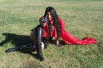 Vincent Valentine by PrincessMiele