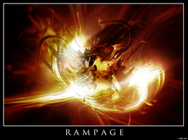RAMPAGE by 00chaos8