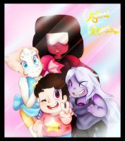 SAY UNIVERSE by LilRedGummie