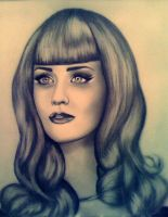 Katy Perry by Pinkeyesky