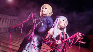 Fate/Stay Night (Heaven's Feel route) by Bakasteam