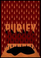 Metallica's Purify song poster by GreGfield
