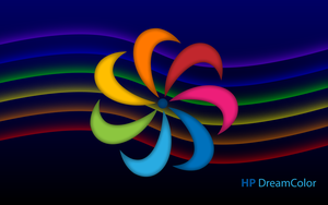 HP DreamColor Wallpaper by tempest790