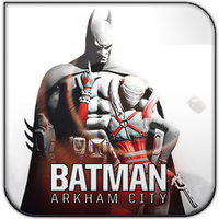 Batman Arkham City 4 by Narcizze