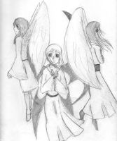 Group Of Angels by ChaseLee-LIA