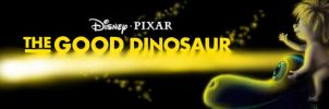 The Good Dinosaur contest entry by Atricapillus