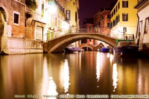 Good Night Venice _21_ by Brompled