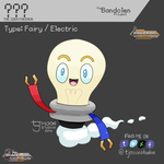 Idea Fakemon by tjmoonstudios