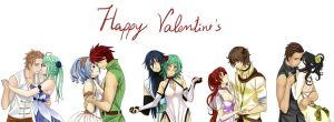 GoA - Happy Valentine's by Eeriah