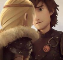 HTTYD 2 Hiccup and Astrid by RachelRose2046