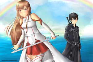 Welcome to SAO by Jqnn