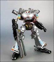 Armored Core - Ultimate Prowl by leangreen76