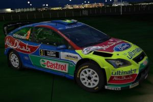 Ford Focus WRC by Jonny683
