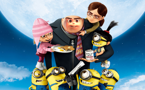 Despicable Me Face Swap by itsanorange