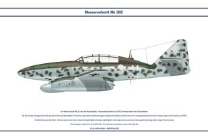 Me 262 JV44 4 by WS-Clave
