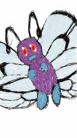 Butterfree by Jazwind