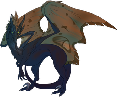 Wildclaw Almirae by ixiwings
