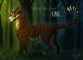Tigerstar by TameraAli