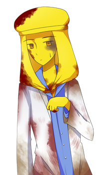 Stephano in a-- oh god. by Jennifer-The-Boulder