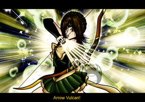 MSP 13 Round 2 Example: Arrow Vulcan by shuu-bunni