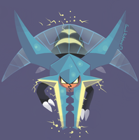 Vikavolt by SarahRichford