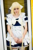 Chi Cosplay from Chobits by NikkiCosplay