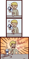 This is why we never have Milk! by Triple-Torch-Art