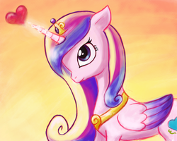 Princess Cadence by Olivia-27
