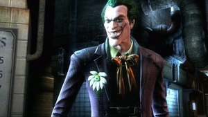 Injustice: Gods Among Us - The Joker by TheRumbleRoseNetwork