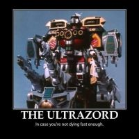 Ultrazord by Scarecrow113