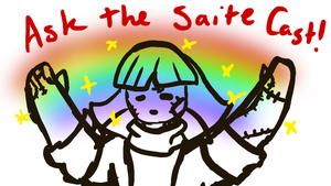 Ask The Saitecast Comment Page by cowgirlknight