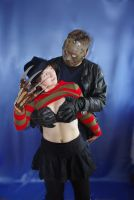 Freddy vs. Jason Director Cut2 by VincentSharpe